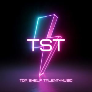 Top Shelf Talent-Music Logo
